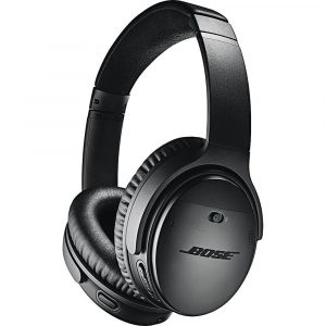 Alexa Enabled Bose Quiet Comfort 35 II Wireless Headphone