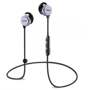 Best Selling Mivi Thunder Beats Wireless Bluetooth Earphones with Stereo Sound and Hands-Free Mic
