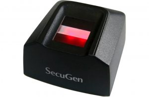 SecuGen HU20 Hamster Pro 20 Fingerprint Scanner